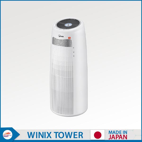 Máy Lọc Không Khí WINIX Tower QSW ATSU305-HWV