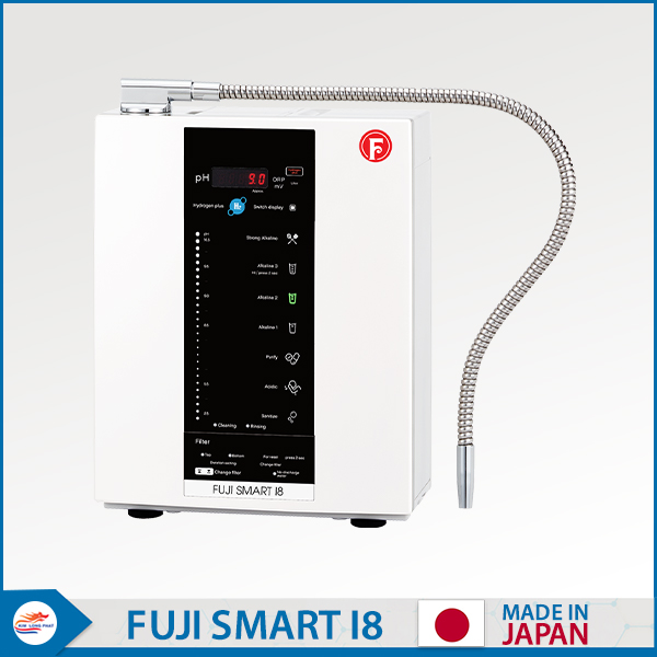 Máy Tạo Nước Ion Kiềm Fuji Smart I8